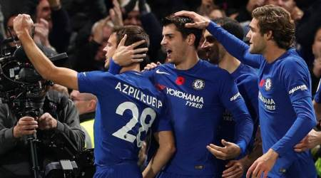 Alvaro Morata helps Chelsea beat Manchester United 1-0, as it happened