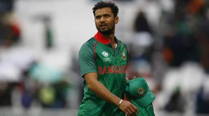 Mashrafe Mortaza, Mashrafe Mortaza Bangladesh, Mashrafe Mortaza jersey, sports news, cricket, Indian Express