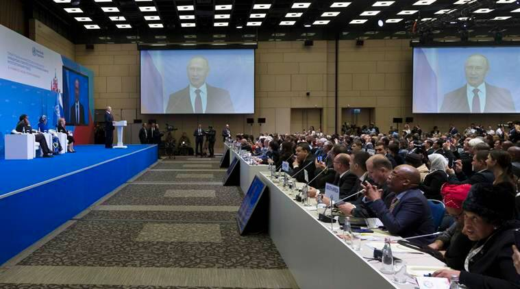 Led ministerial conference in Moscow agrees universal commitment to end tuberculosis