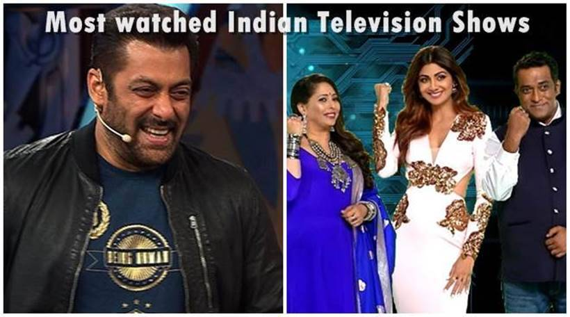 Most watched Indian television shows: Super Dancer 2 and Bigg Boss