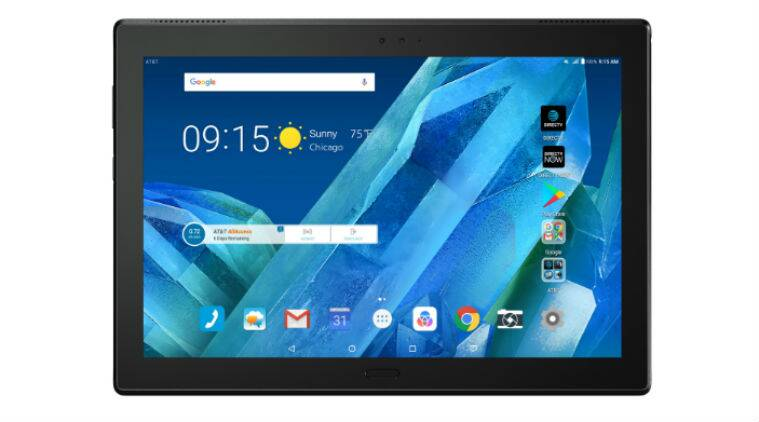 Moto Tab for AT$T launch price specifications features