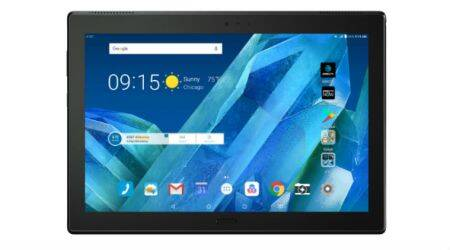 Moto Tab for AT&T launched in the US, will be available from Nov 17