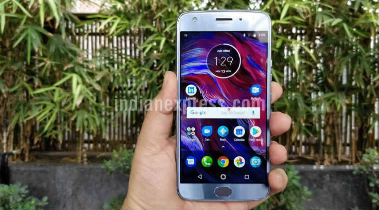 Motorola Moto X4 price, specifications and features