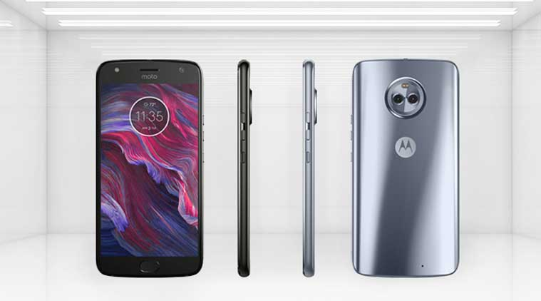 Moto X4 india launch, live stream and price
