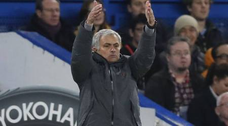 Jose Mourinho keen to see out Manchester Unitedcontract