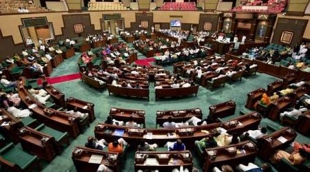 Madhya Pradesh Assembly adjourned as Congress seeks debate on women's safety