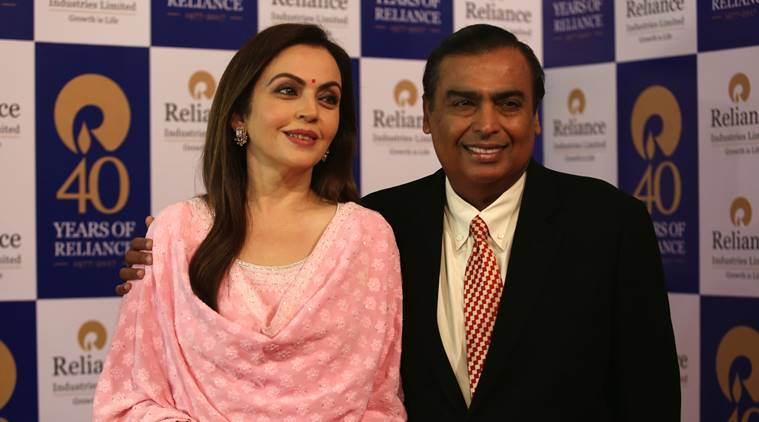 Ambanis top Forbes list of Asia's richest families