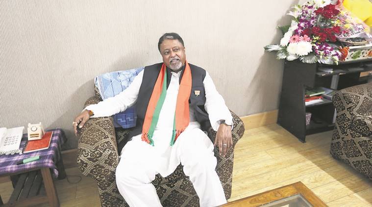 Calcutta HC asks police not to arrest Mukul Roy till March 31