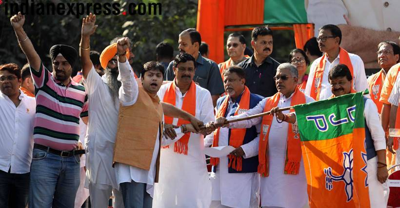 TMC plans tit-for-tat rally to counter Mukul Roy