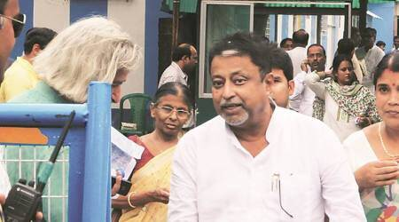 Mukul Roy, Mukul Roy security, Mamata Banerjee, West Bengal, TMC PIL on Mukul Roy security, Mukul Roy Y plus security, indian express