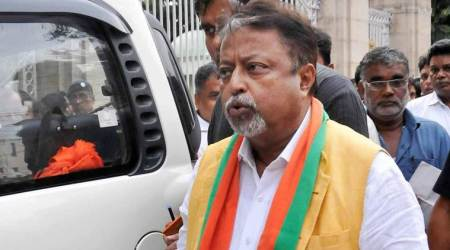 Bengal panchayat elections: Mukul Roy appointed convenor of BJP panel