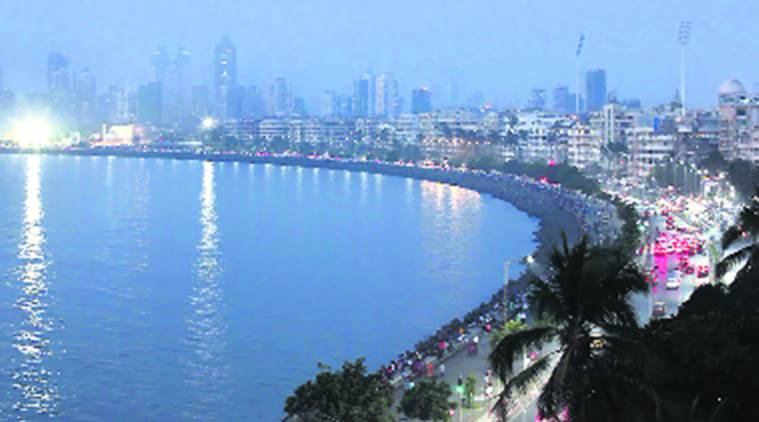 Mumbai sea view