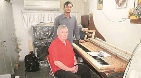 'To restore a piano, one has to be a mathematician, an engineer, a physicist, painter, even acarpenter'