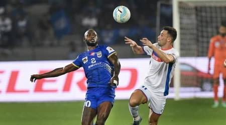 Mumbai City FC recorded their first win of the season