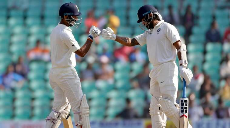 Murali Vijay compares his mindset to that of Cheteshwar Pujara