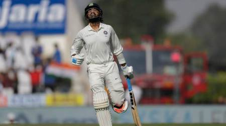 India vs Sri Lanka: Murali Vijay gets back in the swing of things