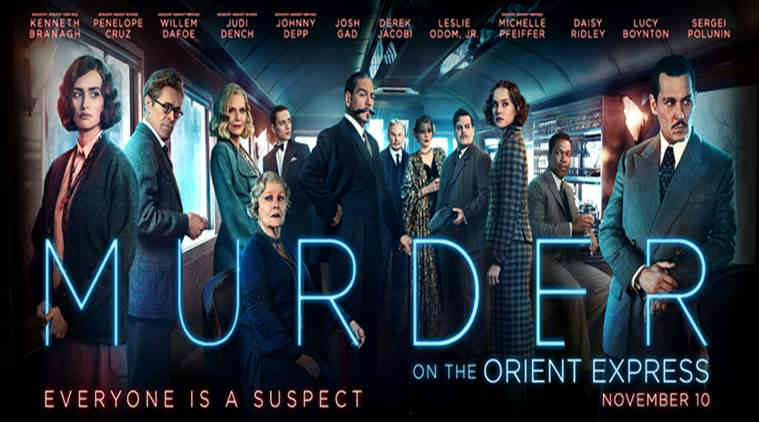 Murder On The Orient Express 2019