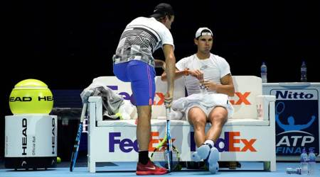 ATP Finals Preview: Rafael Nadal fitness concern opens door for 'newbies'