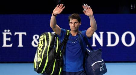 ATP Finals: Rafael Nadal withdraws from year-ending championship after loss to David Goffin