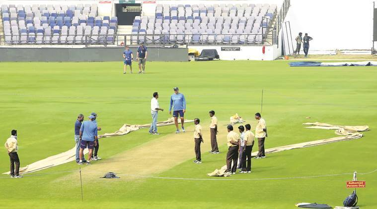 nagpur will host the second test between india and sri lanka