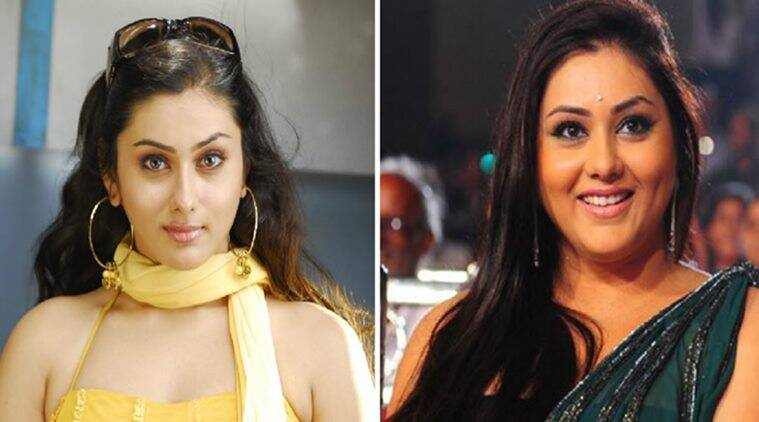 South India glam girl Namitha to get married