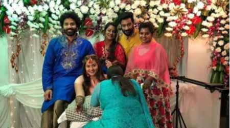 Namitha wedding, Namitha husband, Namitha images
