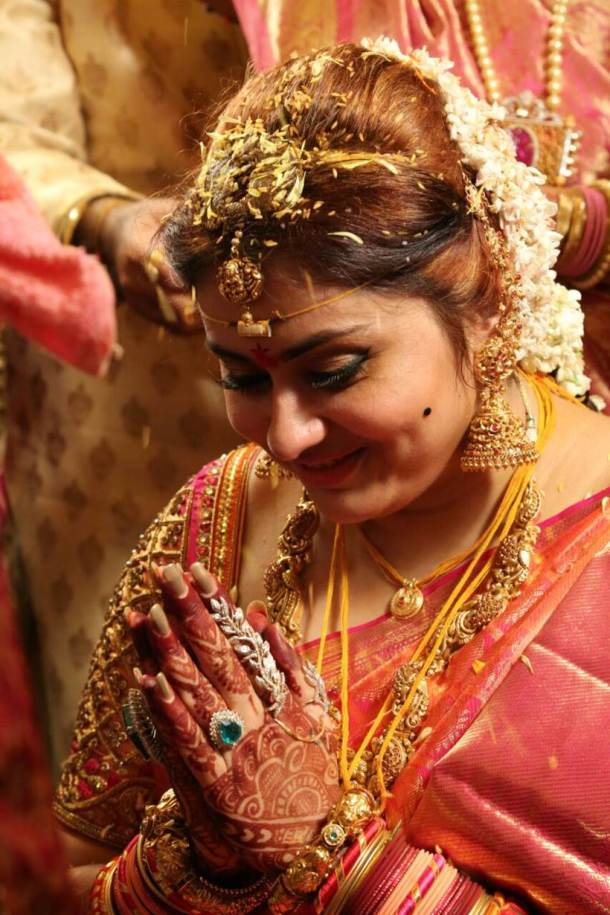 Photos you cant miss these photos from namitha and veerandras namitha wedding photos thecheapjerseys Choice Image