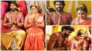 You can't miss these photos from Namitha and Veerandra's wedding