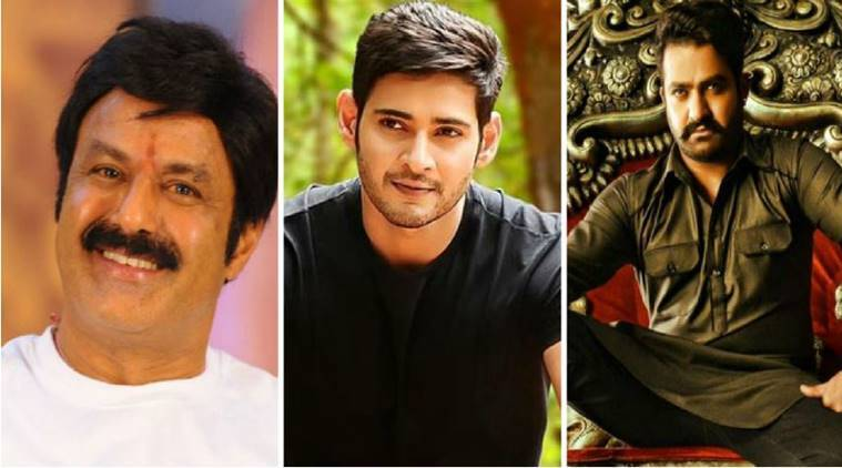 Mahesh Babu Balakrishna and Jr Ntr won best actor awards