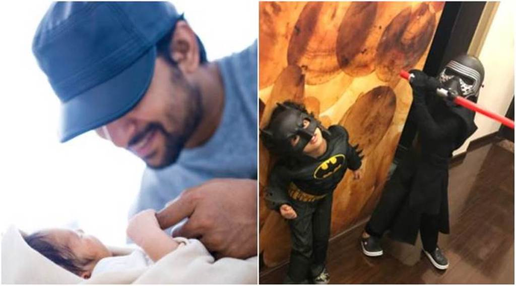 From Nani to Jayam Ravi, south Indian actors post adorable photos on Children's Day
