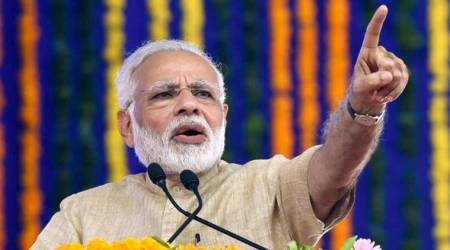 BJP hits back at Congress, says PM Modi victim of abuses