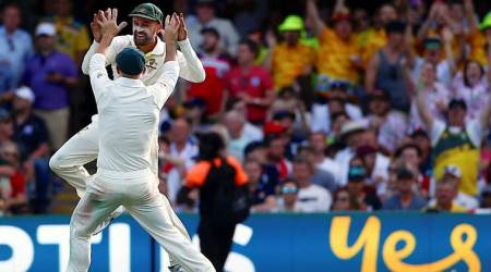 Ashes 2017-18: Nathan Lyon's run out could determine series, says Ricky Ponting