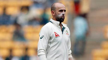 Nathan Lyon objects to ICC's decision to broadcast stump micaudio