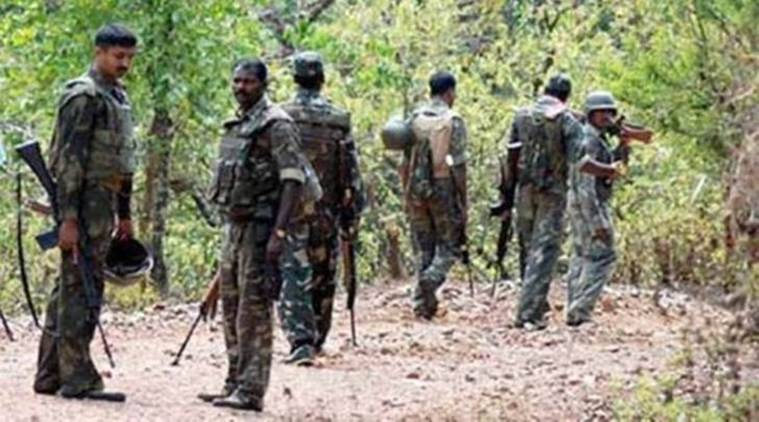 Naxal gunned down in Chhattisgarh