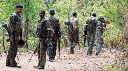 Security agencies unearth Naxal arms dump in Jharkhand