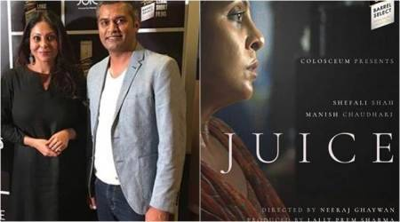 neeraj ghaywan launches his short film juice