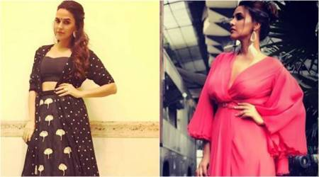 'Bring your A game' seems to be Neha Dhupia's fashion motto these days; see pics