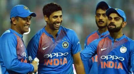 Ashish Nehra, Virat Kohli, MS Dhoni, Indian cricket team, BCCI, sports news, cricket, Indian Express
