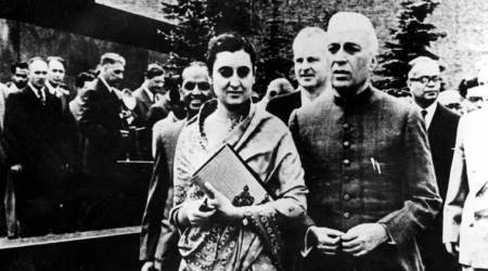 Jawaharlal Nehru, the historian who wrote about the past for the love of his daughter's future