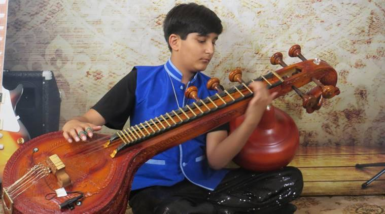 Neil Nayyar can play 44 musical instruments