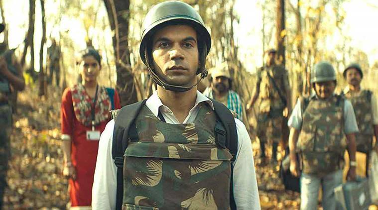 rajkummar rao on newton at the oscars