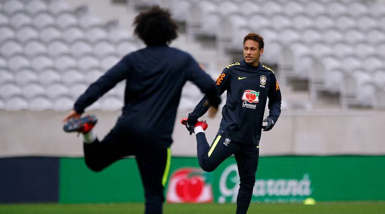 Best snaps as star cries over PSG rumours
