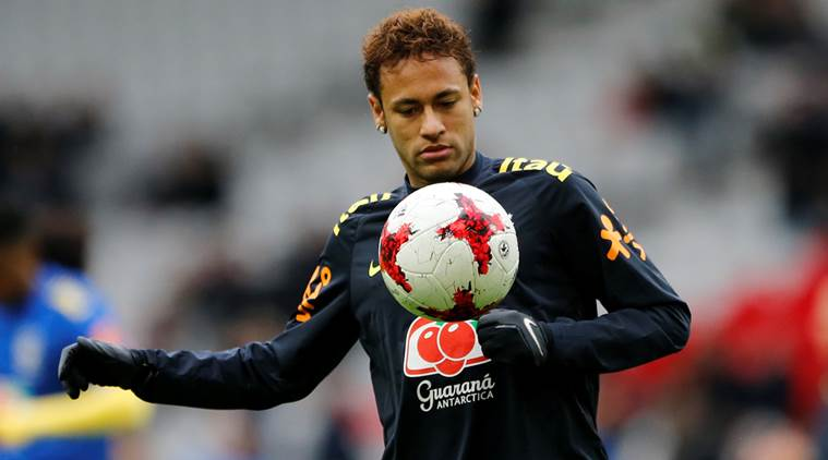 Neymar asked his old Barcelona teammates a very awkward question this week