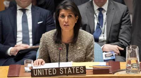 US says it's 'shameful' UN denies accrediting rights groups in countries like Iran, North Korea
