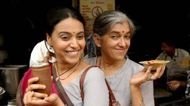 nil battey sannata was directed by ashwiny iyer and starred swara bhasker