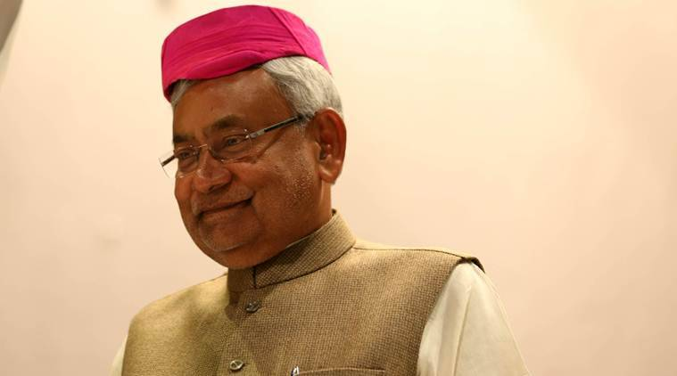 Nitish Kumar takes fresh dig at Lalu Prasad on Twitter
