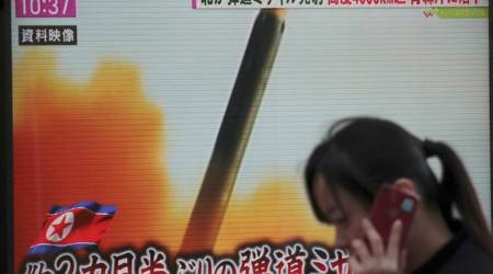 North Korea poses a 'grave threat' to the world: WhiteHouse
