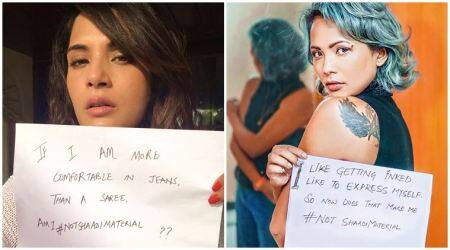 #NotShaadiMaterial: Women ask hard-hitting questions on Twitter, men join the debate