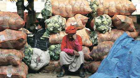 Cash Crunch: Measuring the impact of notebandi on domestic agricultural markets