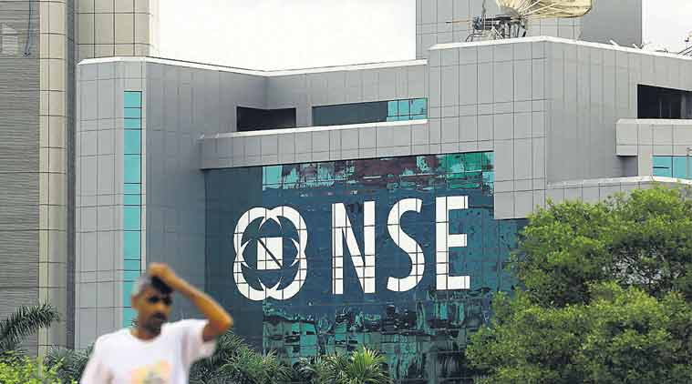 Trading system of nse